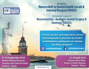 1. Uluslararası Rekonstruktif – Estetik Genital Cerrahi & Cinsellik Kongresi İstanbul'da Gerçekleştirildi
