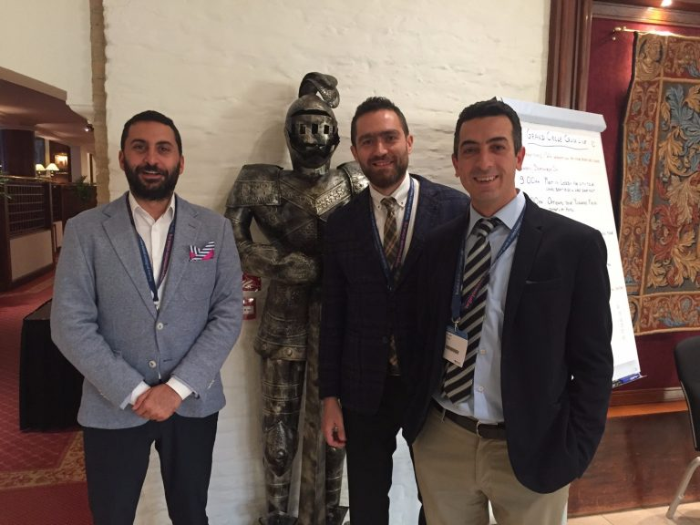 Avrupa Üroloji Derneği Genç Akademik Uroloji Uzmanları Grup Toplantısı