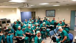 Canlı Olgular Eşliğinde Penil Protez Cerrahisi Kursu Hacettepe Üniversitesi Tıp Fakültesinde Gerçekleştirildi