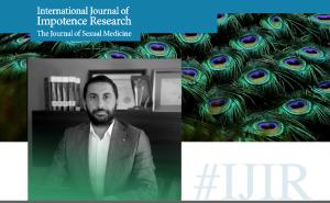 """International Journal of Impotence Research: The Journal of Sexual Medicine"""" (IJIR) dergisinin baş editörlüğüne 3 yıl süreyle Dr. Ege Can Şerefoğlu atandı."""