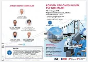 Robotik Üro-Onkolojinin Püf Noktaları Toplantısı
