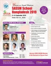 SASSM Bangladeş Cinsel Sağlık Okulu Ekim 2019