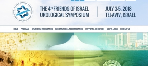 The 4th Friends of Israel Urology Symposium (FOIU)